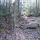 A.T. Junction With Sunset Rocks Trail, PA, 11/25/11 by Irish Eddy in Views in Maryland & Pennsylvania