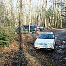 Parking Area At Old Shippenburg Road, PA, 11/25/11 by Irish Eddy in Views in Maryland & Pennsylvania