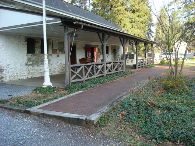 General Store At Pine Grove Furnace State Park, PA, 11/25/11