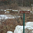 A.T. Parking Area At Carlisle Road (PA Rte. 34), PA, 12/30/11 by Irish Eddy in Views in Maryland & Pennsylvania