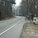 A.T. Parking Area At Carlisle Road (PA Rte 34), PA, 12/30/11 by Irish Eddy in Views in Maryland & Pennsylvania