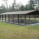 Furnace Pavilion At Pine Grove Furnace State Park, PA, 12/30/11 by Irish Eddy in Views in Maryland & Pennsylvania