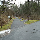 A.T. Junction With Cumberland County Biker/Hiker Trail, PA, 12/30/1 by Irish Eddy in Views in Maryland & Pennsylvania