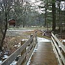 A.T. In Pine Grove Furnance State Park, PA, 12/30/11