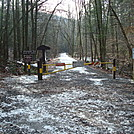 A.T. In Pine Grove Furnace State Park, PA, 12/30/11 by Irish Eddy in Views in Maryland & Pennsylvania