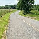 Millers Gap Road Crossing, PA, June 2015