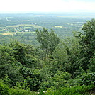 View on Blue Mountain, PA, June 2015