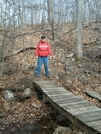 Stream Crossing Near Bears Den Rocks, Va, 02/14/09 by Irish Eddy in Views in Virginia & West Virginia