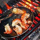 Mmmmm. Shrimp.