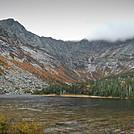 Baxter Peak from Chimney Pond
