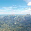 Mt Washington from over the Cog Railway.
