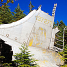 Plane crash, Fort Mountain, Baxter Park by Funkmeister in Views in Maine