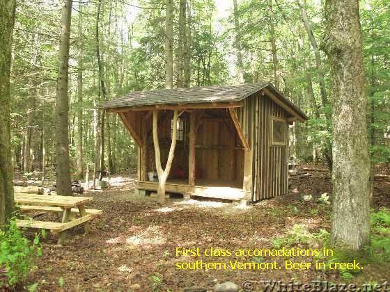 The Secret Shelter in Vermont