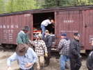 Loading The Boxcar by Funkmeister in Other Trails