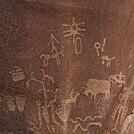 Rock Art, Canyonlnads Park, Utah