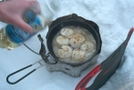 Scallops In Saute Pan. by Funkmeister in Other Galleries