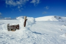Snow Sculpture On Tablelands, Katahdin