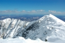 Winter View From Baxter Peak. by Funkmeister in Katahdin Gallery