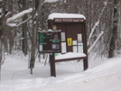 Winter Outpost 2011 by Slack-jawed Trog in Vermont Shelters