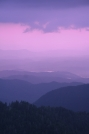 Sunset from Charlies Bunion by Tn Bandit in Trail & Blazes in North Carolina & Tennessee