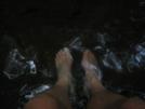 Fox Creek Feet by JJJ in Views in Virginia & West Virginia