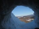 Elk Garden With Snow 3/6/10
