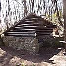 Rausch Gap Shelter in Pennsylvania