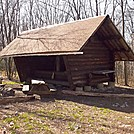 Eagle's Nest Shelter in Pennsylvania