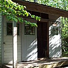 Spruce Ledge Camp on the Long Trail in Vermont by ga2me9603 in Long Trail
