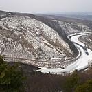 Mount Minsi (1,463 feet) in Pennsylvania