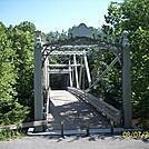 Waterville Bridge Over Swatara Creek in Pennsylvania