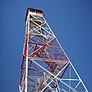 Catfish Fire Tower in New Jersey
