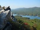 Past Macafee Knob-va by q-tip in Thru - Hikers