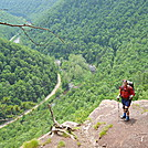 West Rim Trail-PA by q-tip in Other Trails