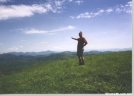 Max Patch by chris in Trail & Blazes in North Carolina & Tennessee