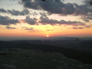 Dale Sunrise Mcafee Knob 4-26-09  Jeff/john by DaleTr in Trail & Blazes in Virginia & West Virginia