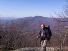 Three Ridges With The Priest In Background by DaleTr in Trail & Blazes in Virginia & West Virginia