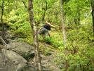 Bear Mt. Climb by ShoelessWanderer in Trail & Blazes in Connecticut