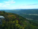 The East Coast Hikers Hike Mcafee's Knob And Dragon's Tooth by ShoelessWanderer in Views in Virginia & West Virginia