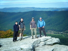The East Coast Hikers Hike Mcafee's Knob And Dragon's Tooth