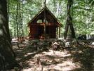 Raven Rock Shelter by ShoelessWanderer in Maryland & Pennsylvania Shelters