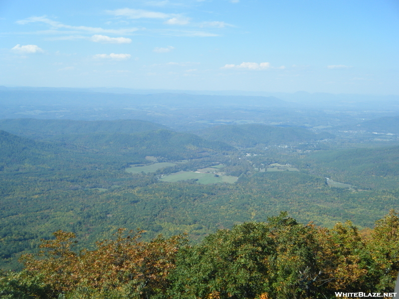 View From Thunder Ridge