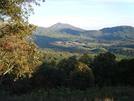View Of The Peaks Of Otter by ShoelessWanderer in Views in Virginia & West Virginia
