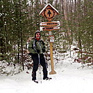 winter hike 2012