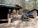 Winter Hike 2011 by sir limpsalot in Maryland & Pennsylvania Shelters