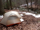 Winter Hike 2011 by sir limpsalot in Tent camping