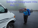 Dahlgren Campground Hike May '11