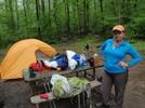 Dahlgren Campground Hike May '11