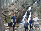 Fitzgerald Falls by fallstherain in Section Hikers