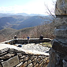 Wayah Bald 3 march 2012 by mb3229 in Section Hikers